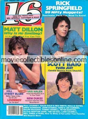 1/1983 16 Magazine
