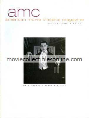 10/2001 AMC / American Movie Classics