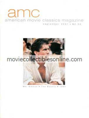 9/2001 AMC / American Movie Classics