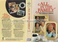 All in the Family VHS - Bunkers & Inflation