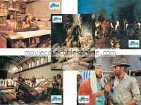 Allan Quatermain & the Lost City of Gold French Lobby Cards