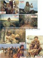 Allan Quatermain & the Lost City of Gold German Lobby Cards