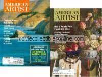 10/1996 & 12/1996 American Artist