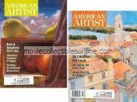 1/1996 & 6/1996 American Artist