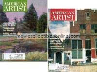 2/1996 & 8/1996 American Artist