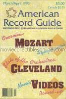 3/1993 American Record Guide