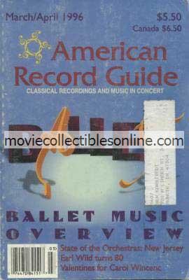 3/1996 American Record Guide