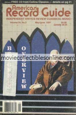 5/1991 American Record Guide