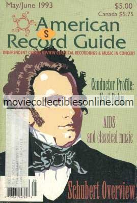 5/1993 American Record Guide