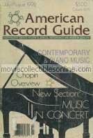 7/1992 American Record Guide