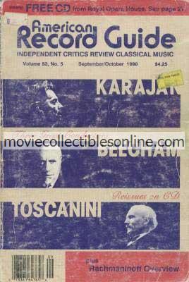 9/1990 American Record Guide