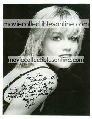 Daphne Ashbrook Autographed Photo